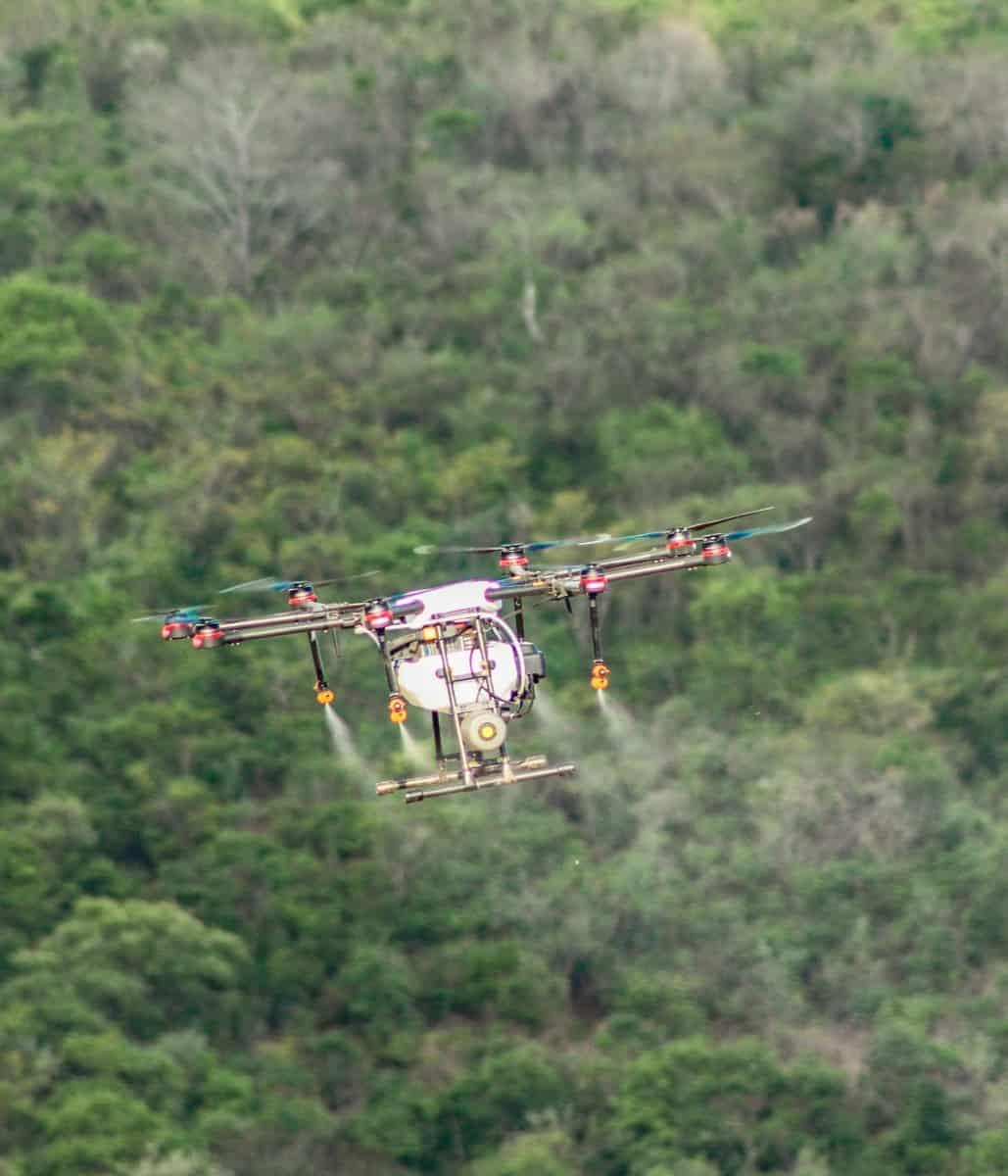 Pulverização de Lavouras com Drones - Foto 7
