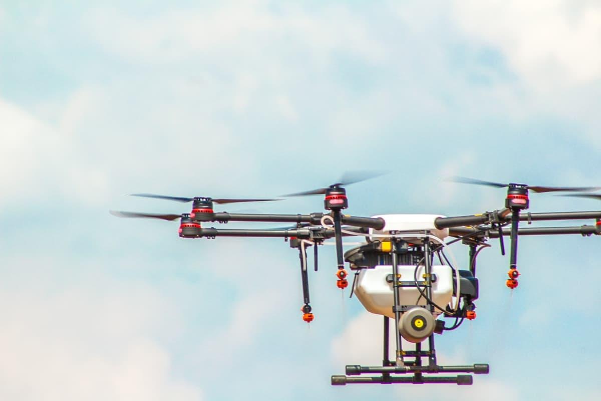 Pulverização de Lavouras com Drones - Foto 8