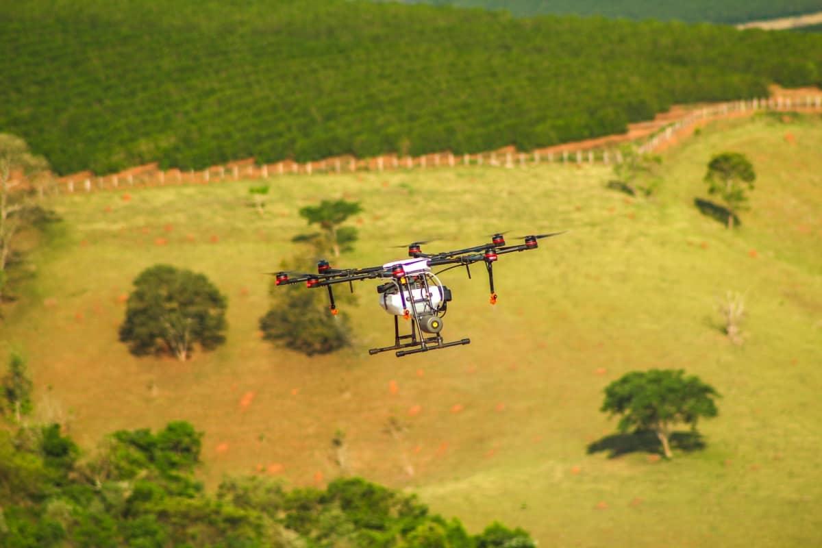 Pulverização de Lavouras com Drones - Foto 9
