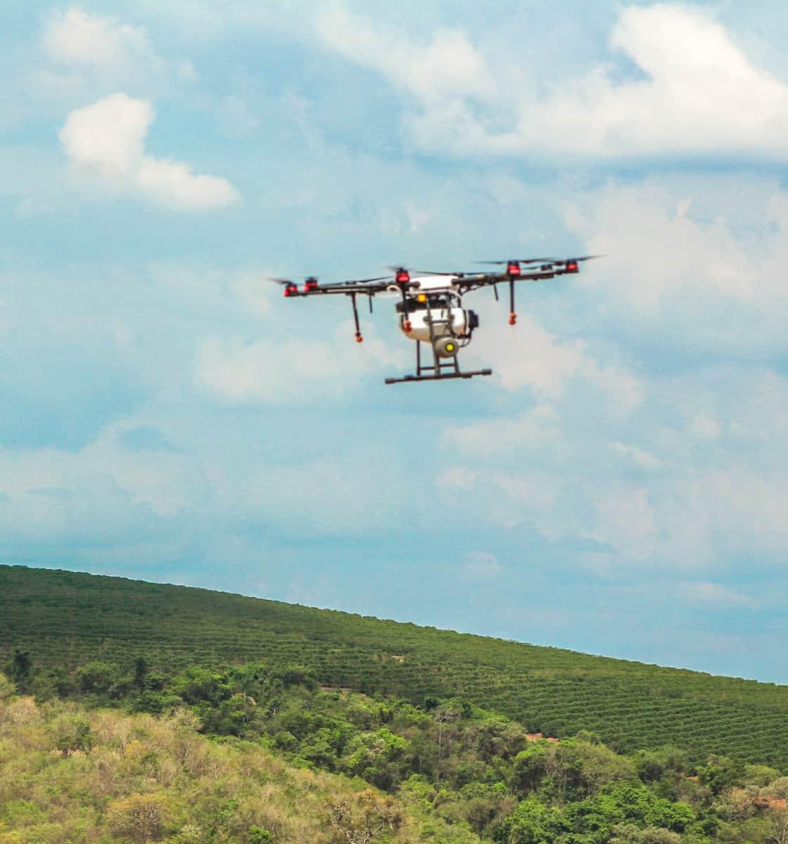 Pulverização de Lavouras com Drones - Foto 10