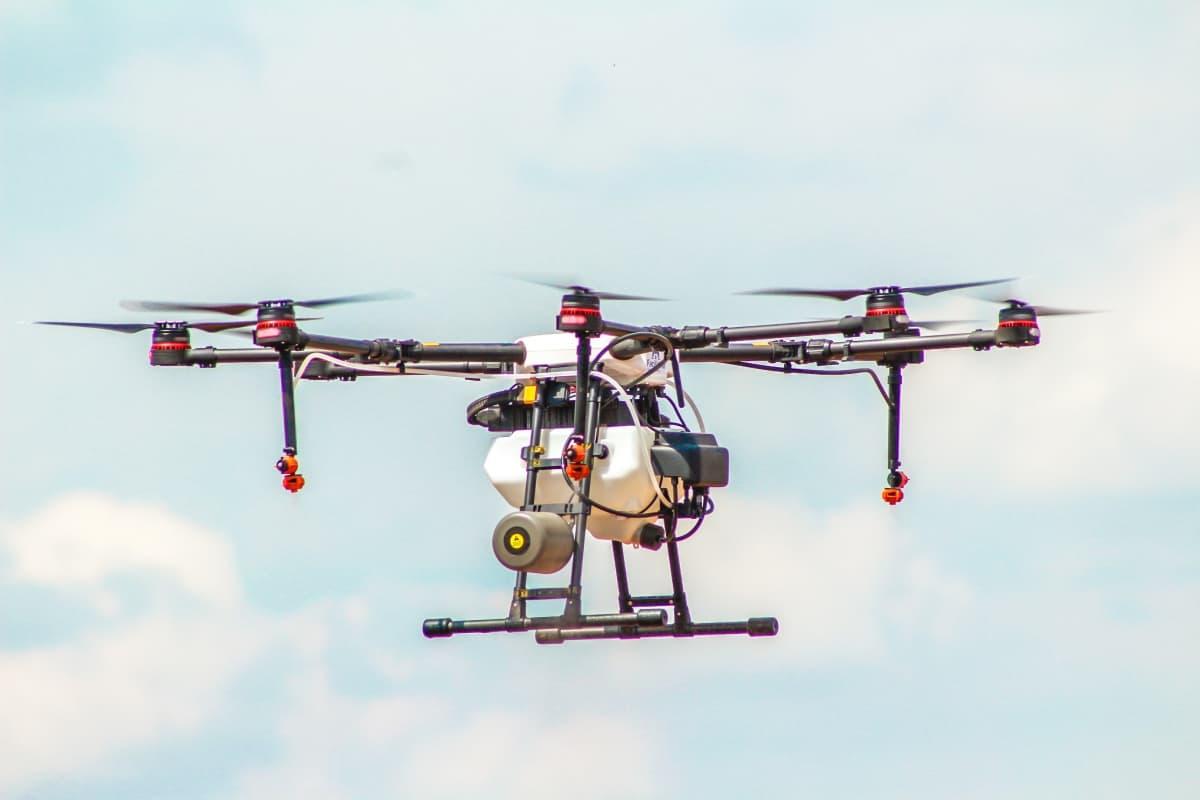 Pulverização de Lavouras com Drones - Foto 11
