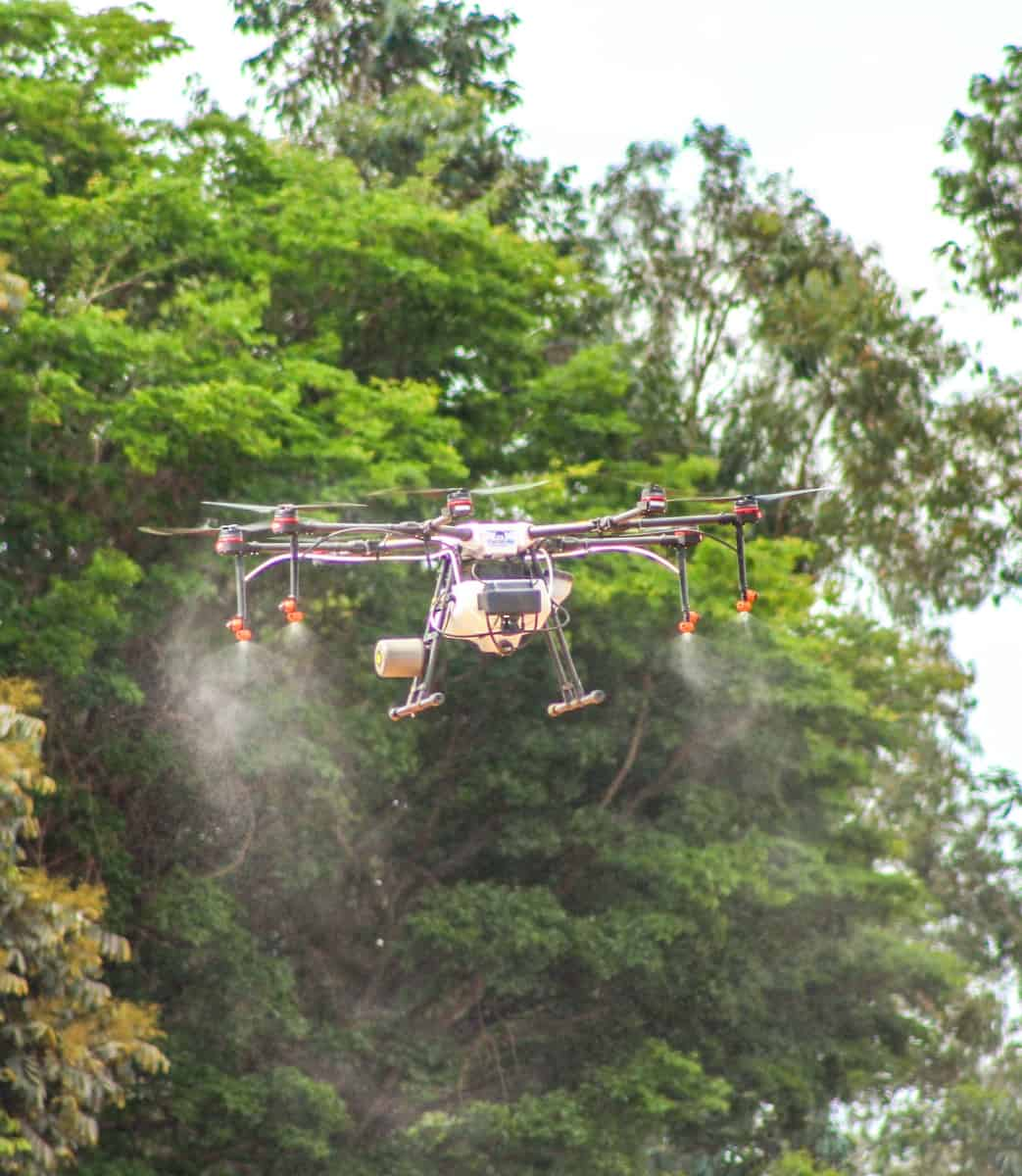 Pulverização de Lavouras com Drones - Foto 12