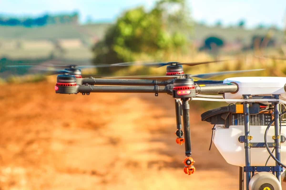 Pulverização de Lavouras com Drones - Foto 13