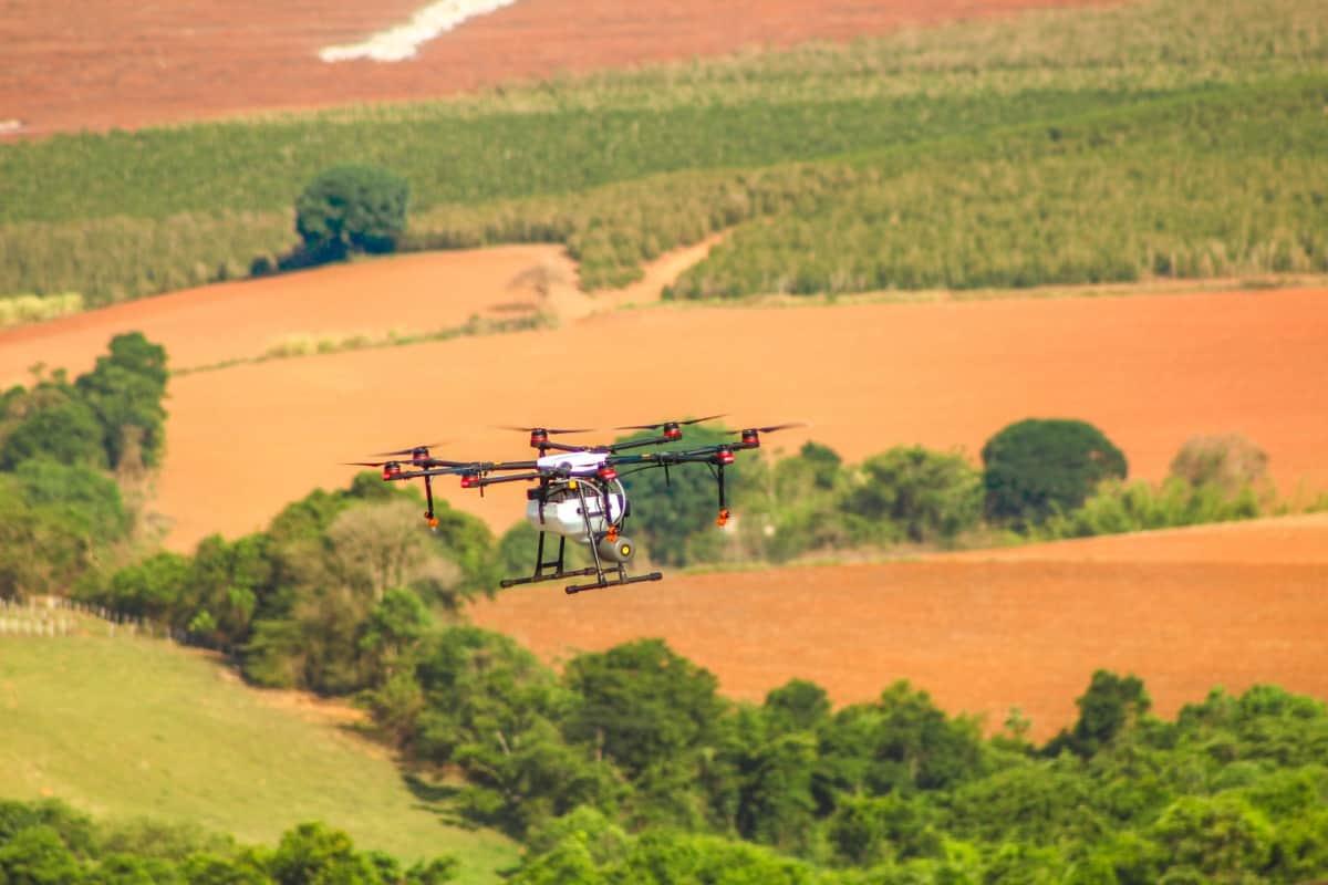 Pulverização de Lavouras com Drones - Foto 14