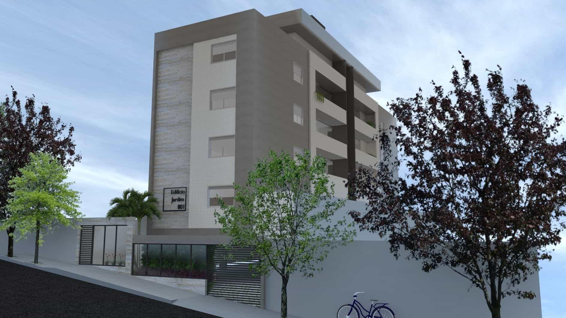 Edifício Capri - Coração Eucarístico - BH - Foto 2