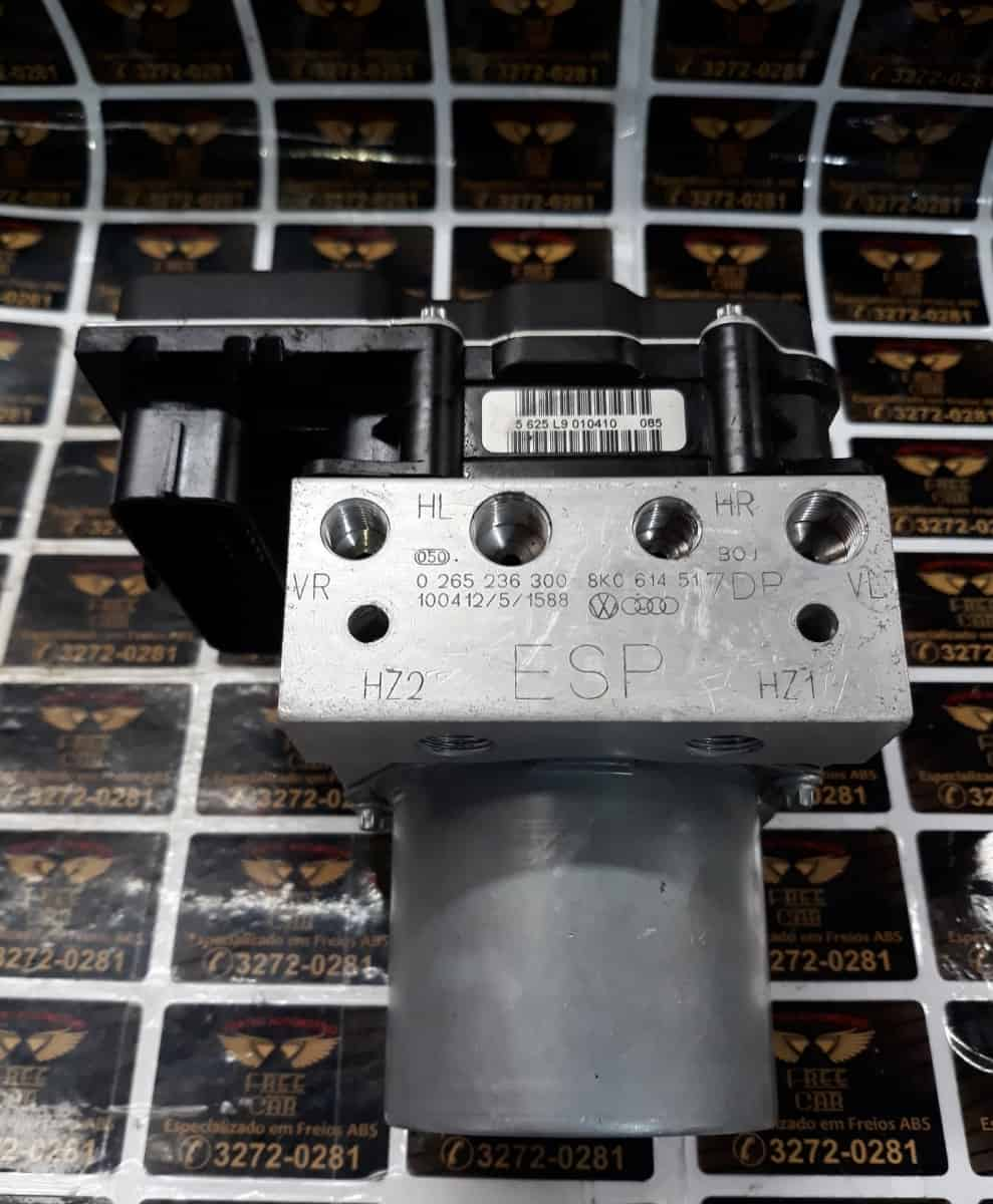 Modulo ABS Audi 0 265 951 469 / 0265 236 300 - Foto 3