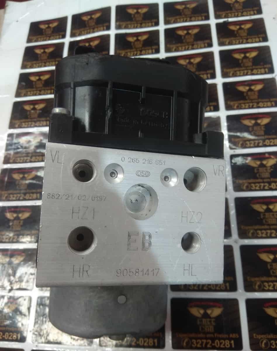 Modulo ABS Chevrolet 0 273 004 362 / 0 265 216 651 - Foto 3