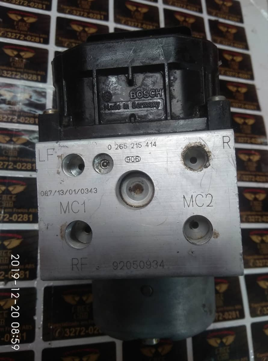 Modulo ABS Chevrolet 0 273 004 219 / 0 265 215 414 - Foto 1