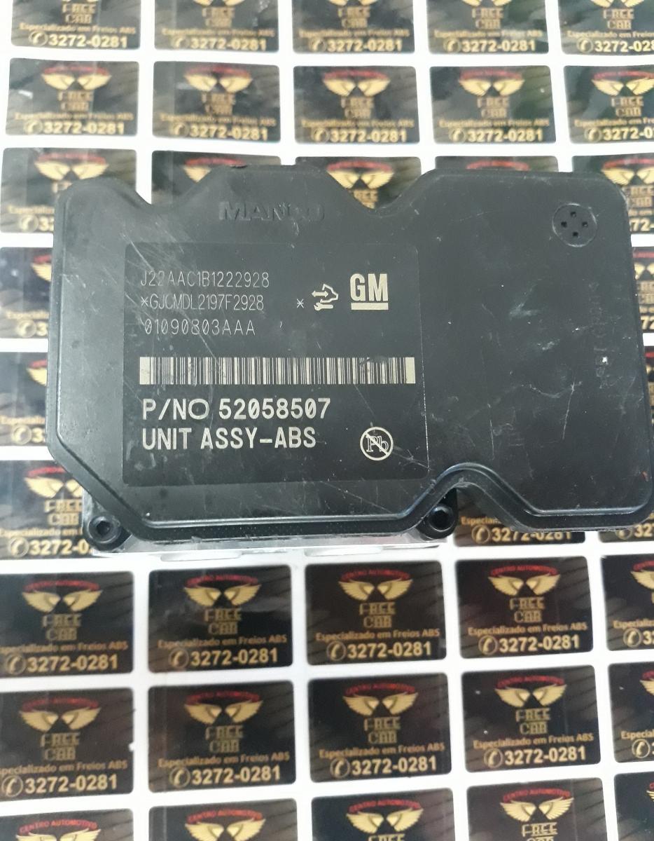 Modulo ABS Chevrolet 52058507 - Foto 1