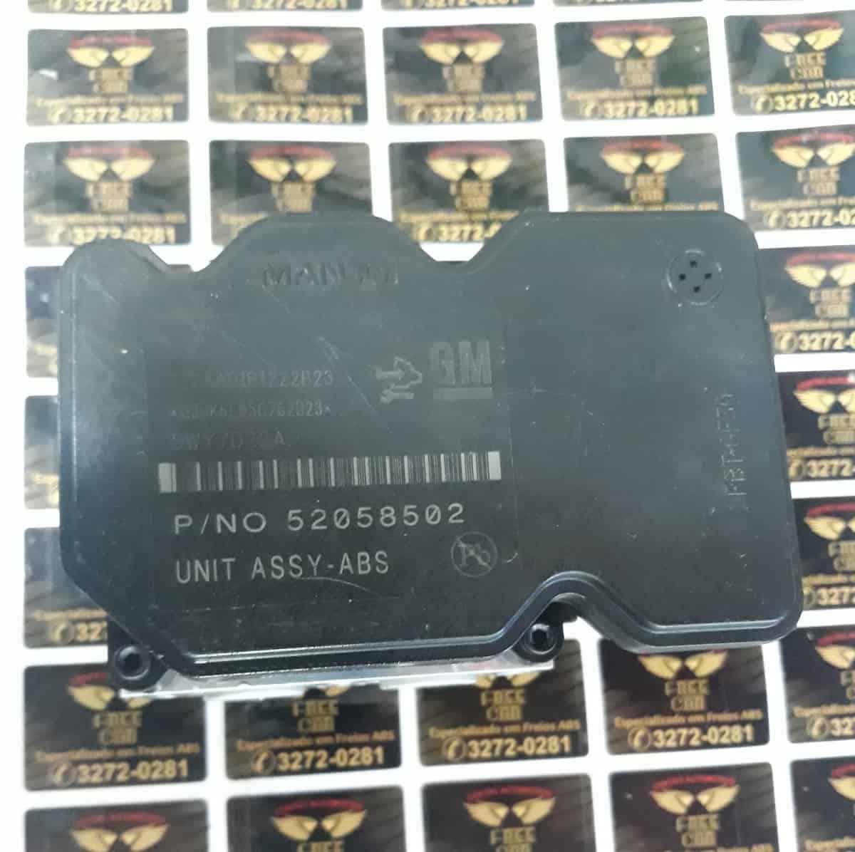 Modulo ABS Chevrolet 52058502 - Foto 1