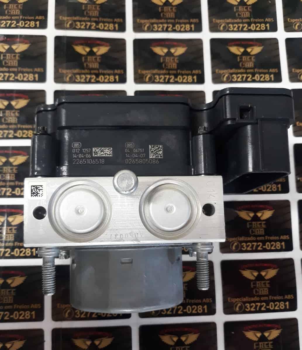 Modulo ABS Fiat 0 265 260 656 / 51943981 - Foto 3