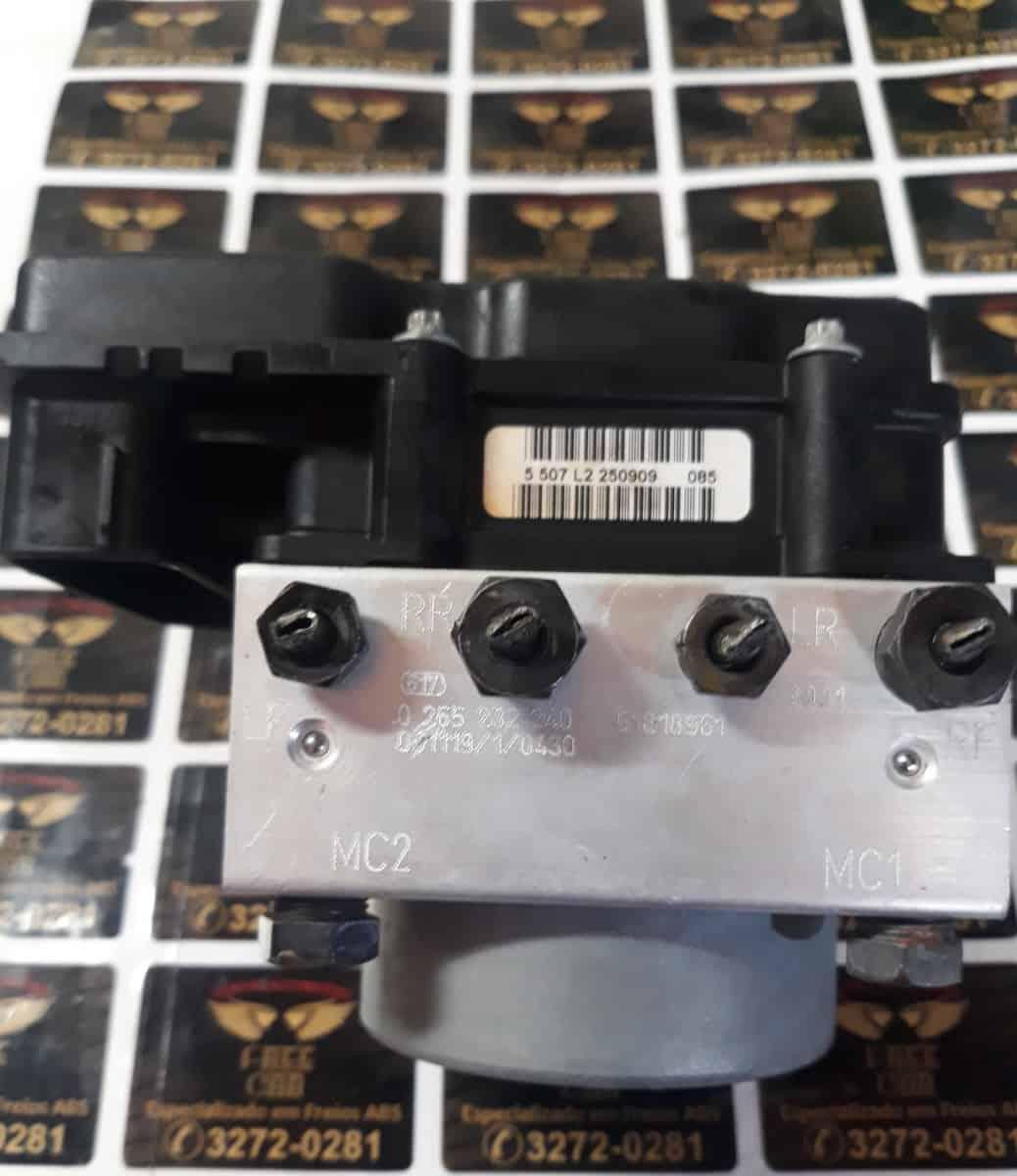 Modulo ABS Fiat 0 265 800 789 / 0 265 232 240 - Foto 1