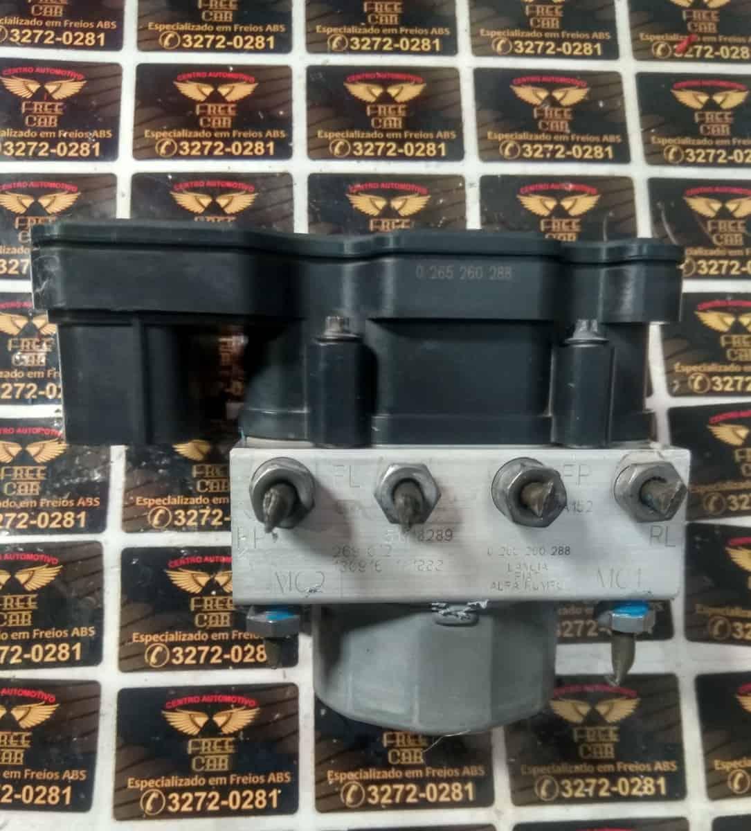 Modulo ABS Fiat 0 265 260 288 / 51918289 - Foto 1
