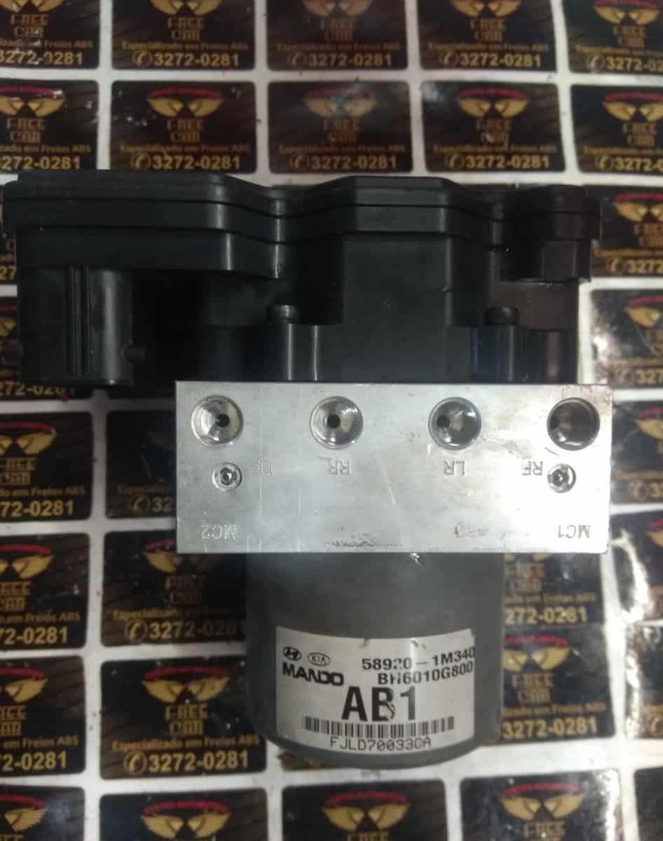 Modulo ABS KIA BE6000G801 / 58920-1M340 - Foto 2
