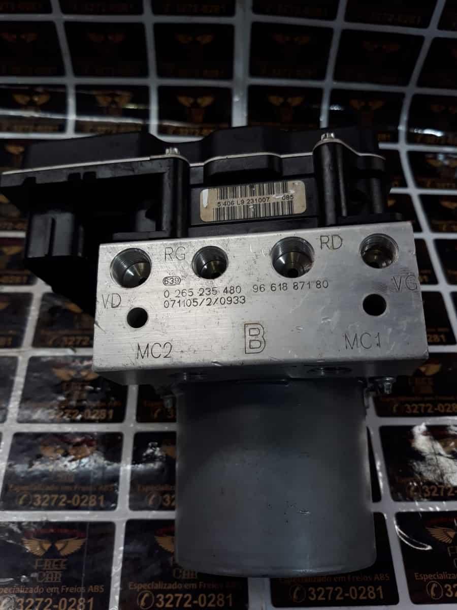 Modulo ABS Peugeot 0 265 950 796 / 0 265 235 480 - Foto 3