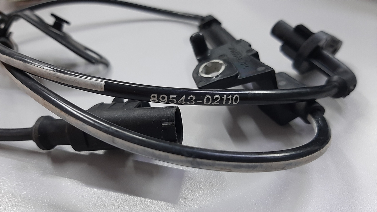Sensor Do ABS Corolla 07/13 - Foto 2