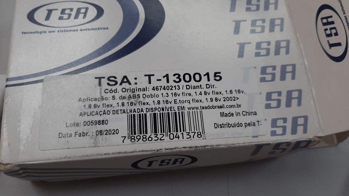 Sensor Do ABS Doblo - Foto 3
