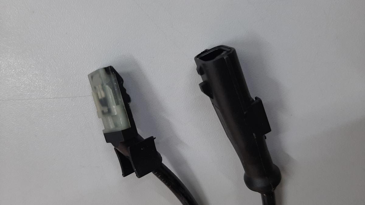 Sensor Do ABS Logan Sandero 08/13 - Foto 2