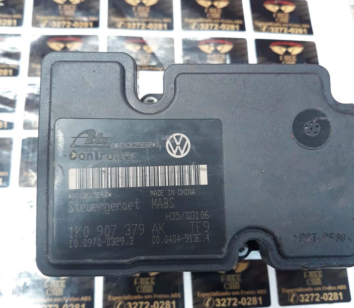 Modulo ABS Volkswagen 1K0 907 379AK /1K0 614 117AG - Foto 1