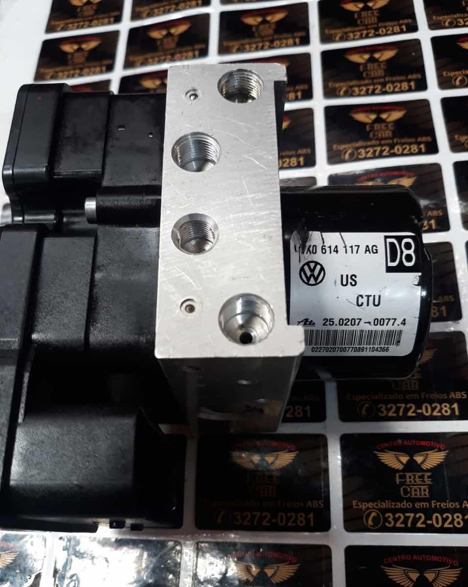 Modulo ABS Volkswagen 1K0 907 379AK /1K0 614 117AG - Foto 3