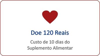 Doe 120 Reais - Foto 1