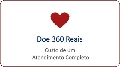 Doe 360 Reais - Foto 1