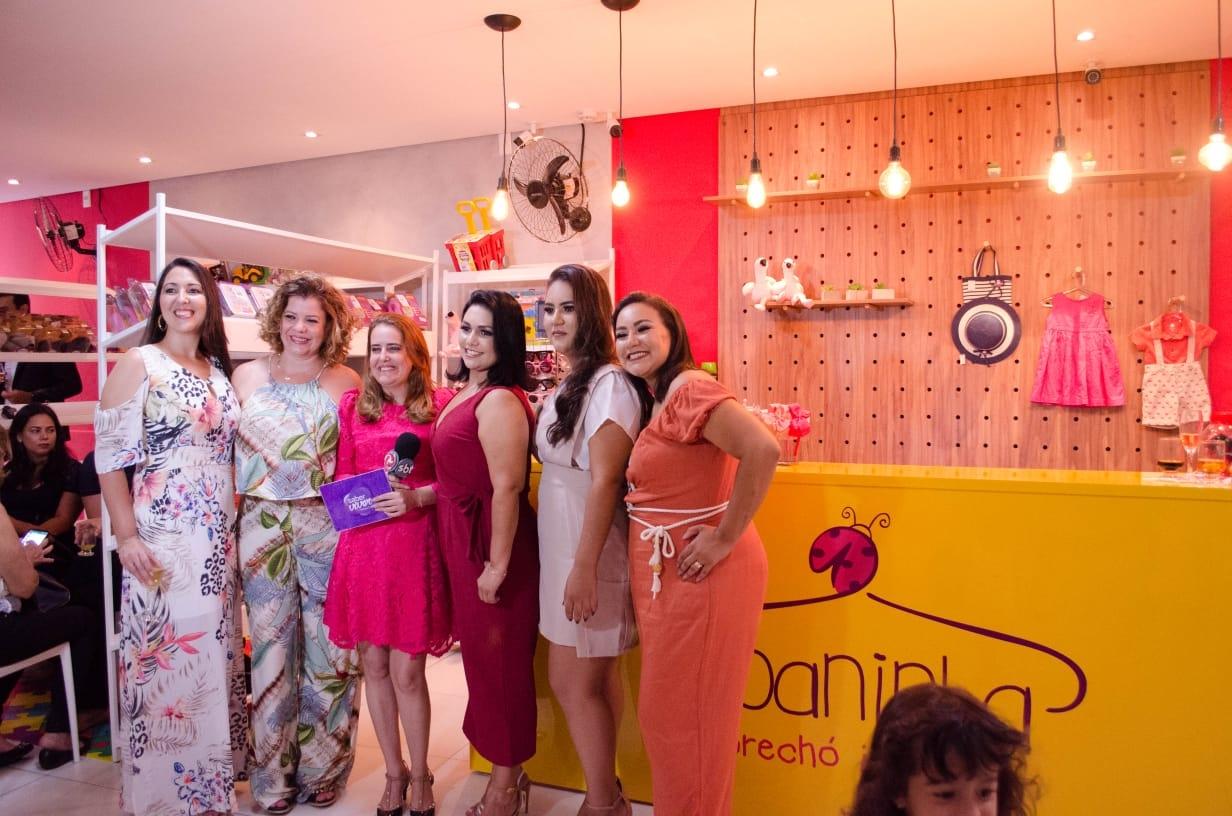 Inauguração - Joaninha Contagem 2
