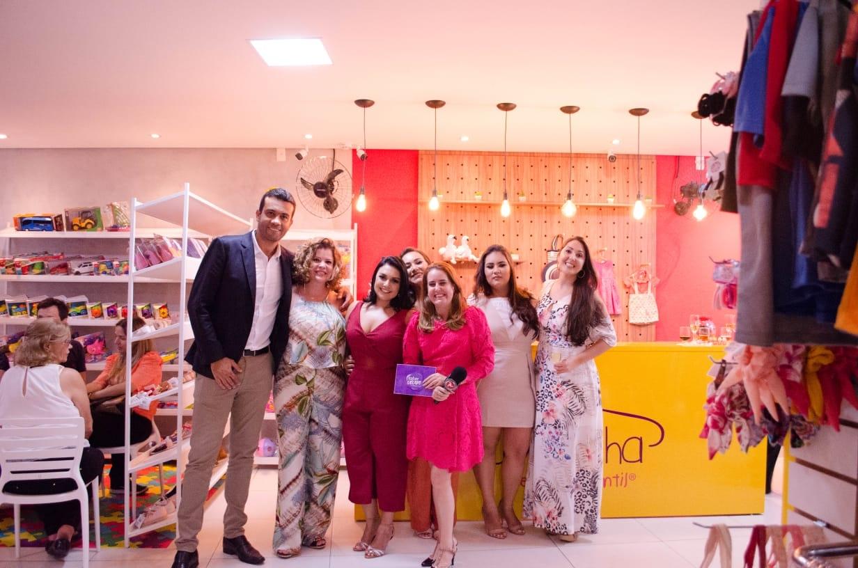 Inauguração - Joaninha Contagem 3