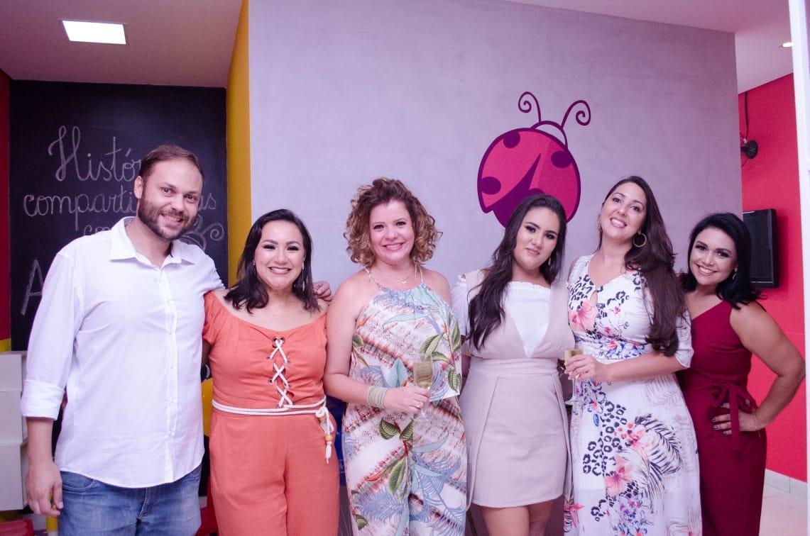 Inauguração - Joaninha Contagem 5