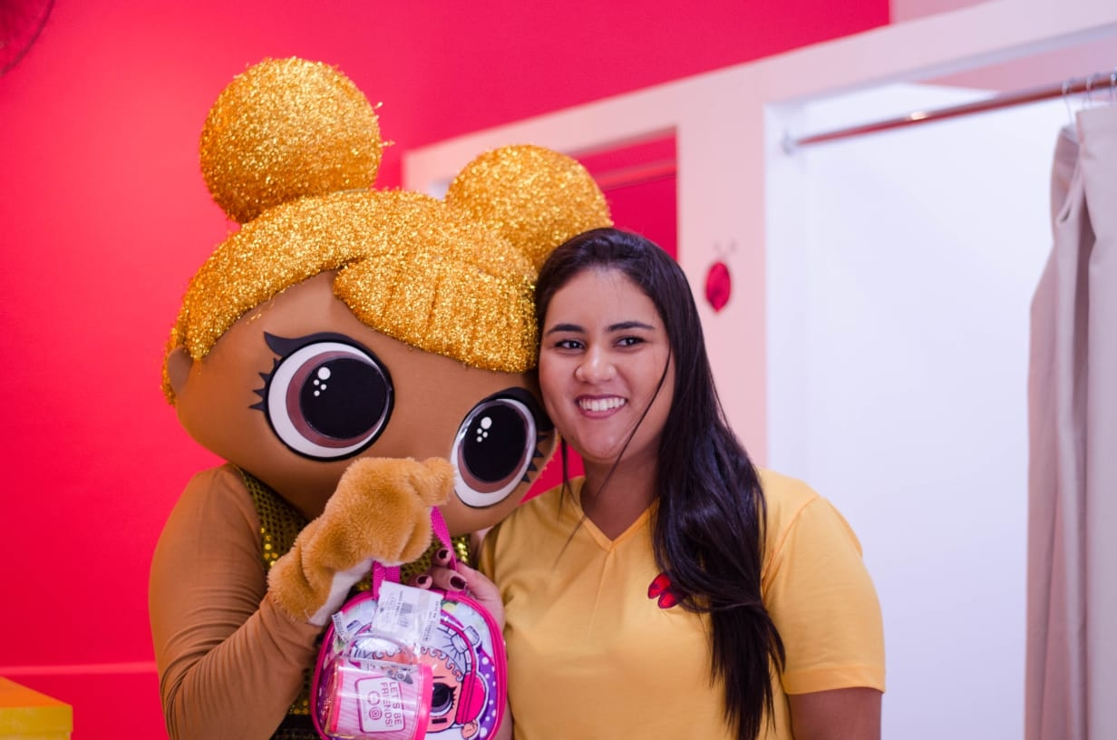 Inauguração - Joaninha Contagem 11