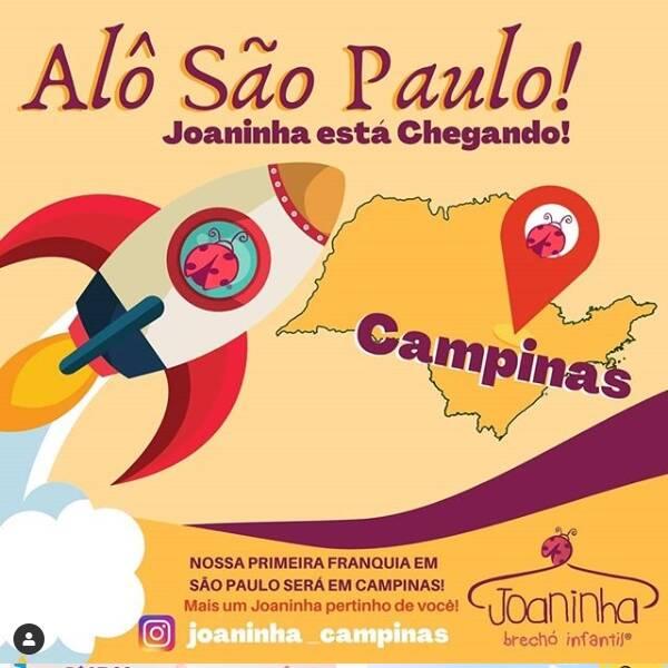 Joaninha Campinas