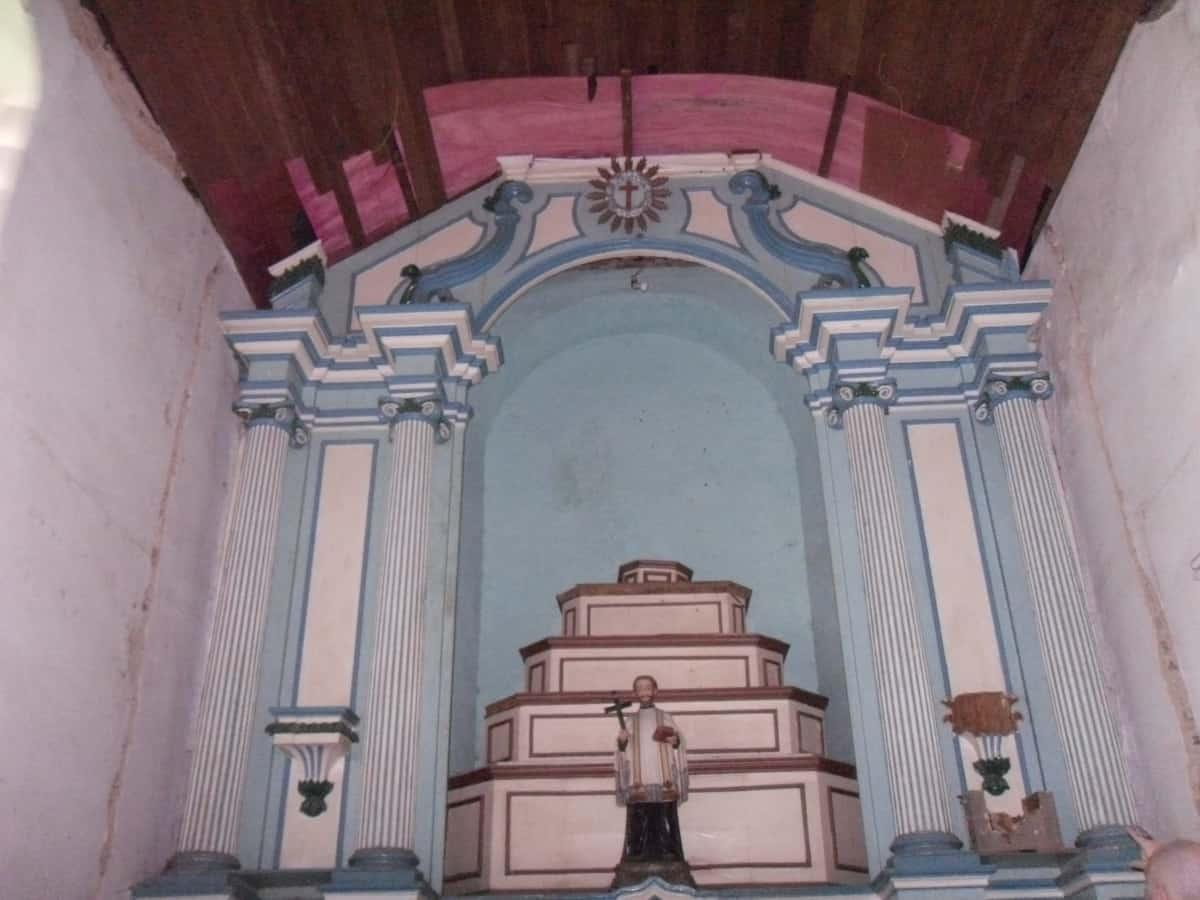 Altar Mór - Antes