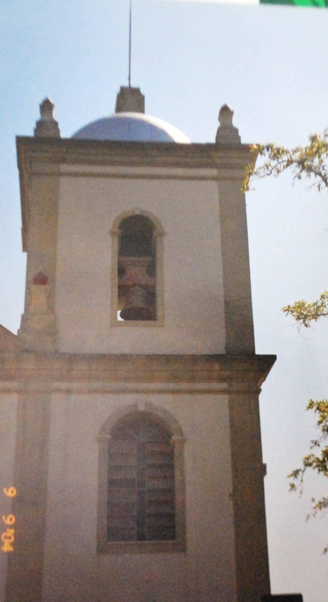 Torre de Igreja - Antes
