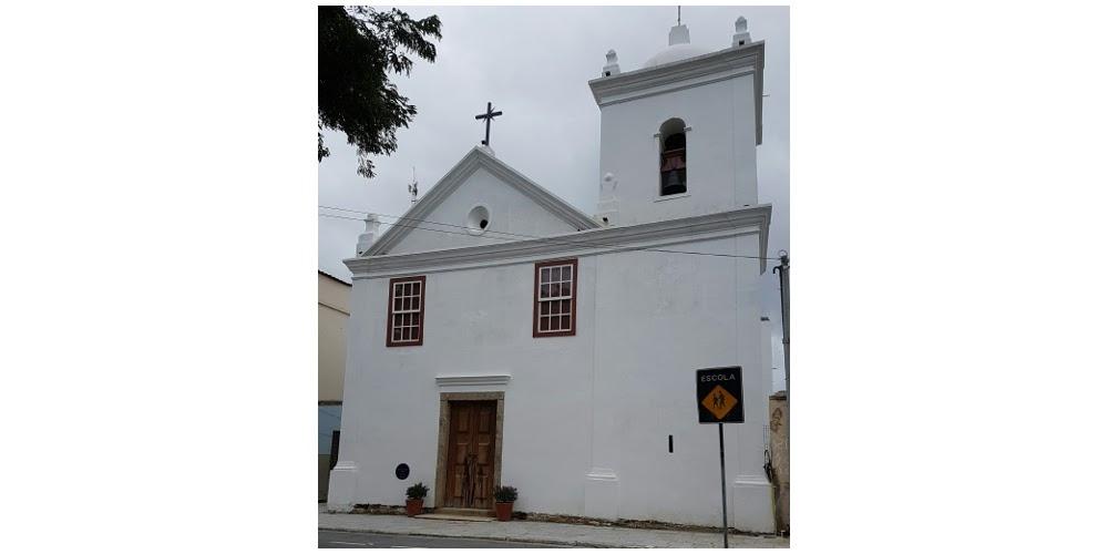 Antiga Sé de Itaguaí - Depois