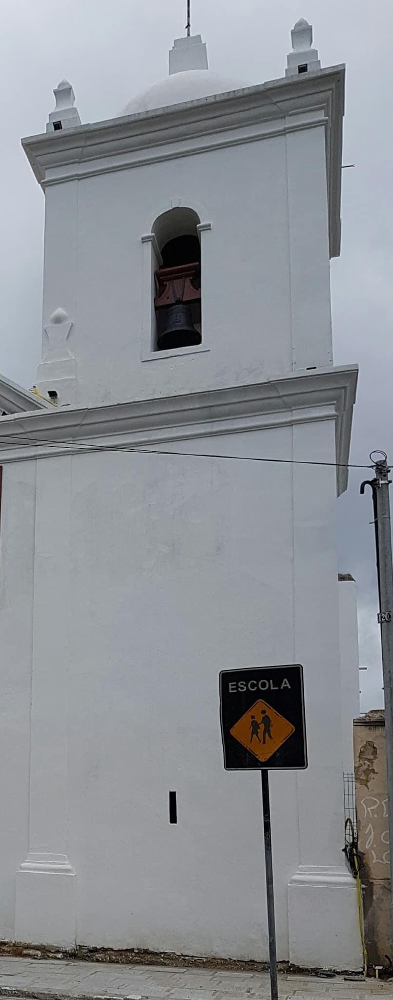 Torre de Igreja - Depois