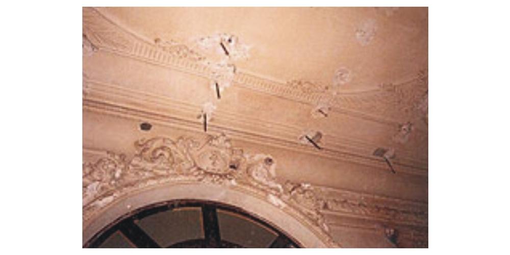 Sala do Barroco/MNBA - Antes
