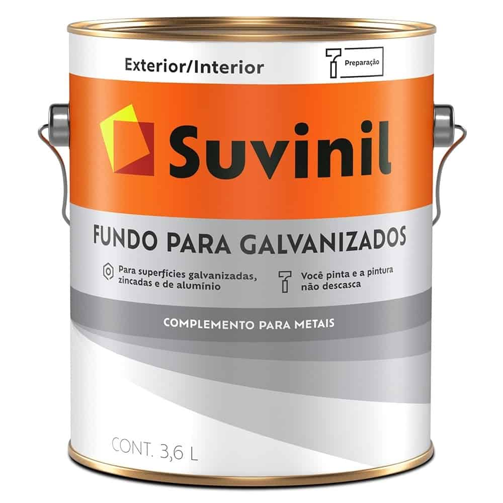 Suvinil Fundo Para Galvanizados