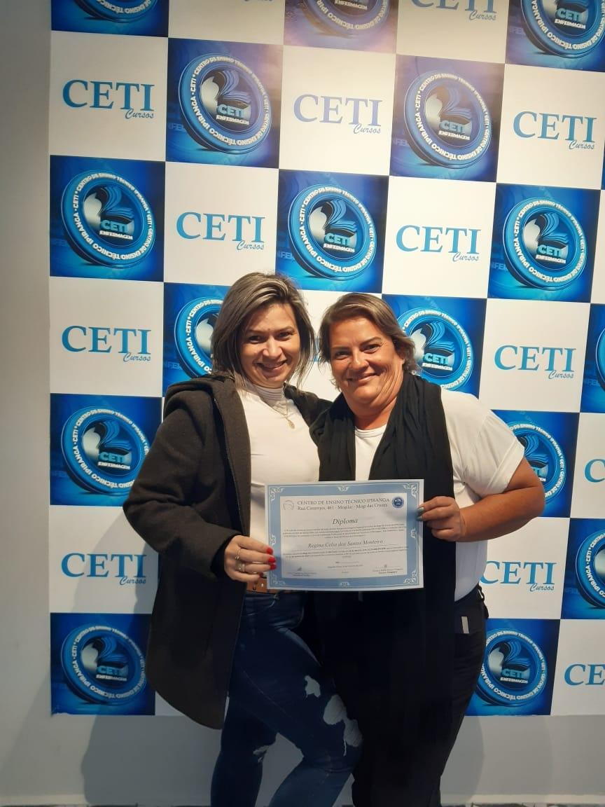 Diploma - REGINA CÉLIA DOS SANTOS