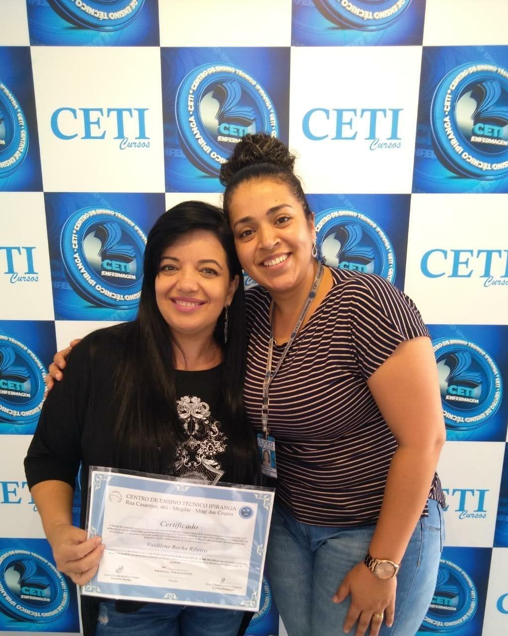 Certificado - VALDILENE ROCHA RIBEIRO