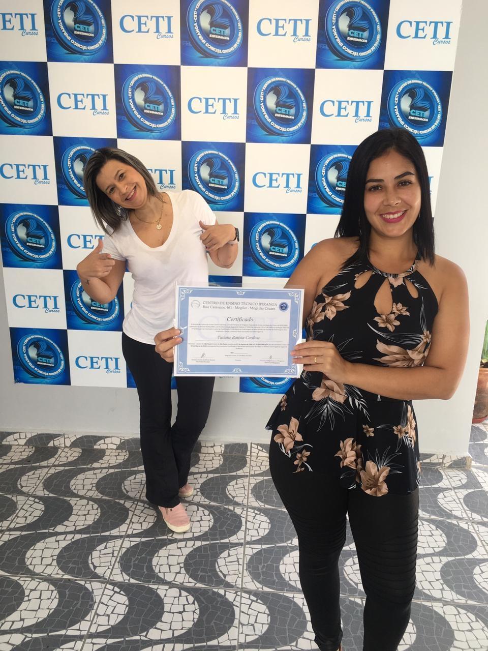 Certificado - TATIANE BATISTA CARDOSO