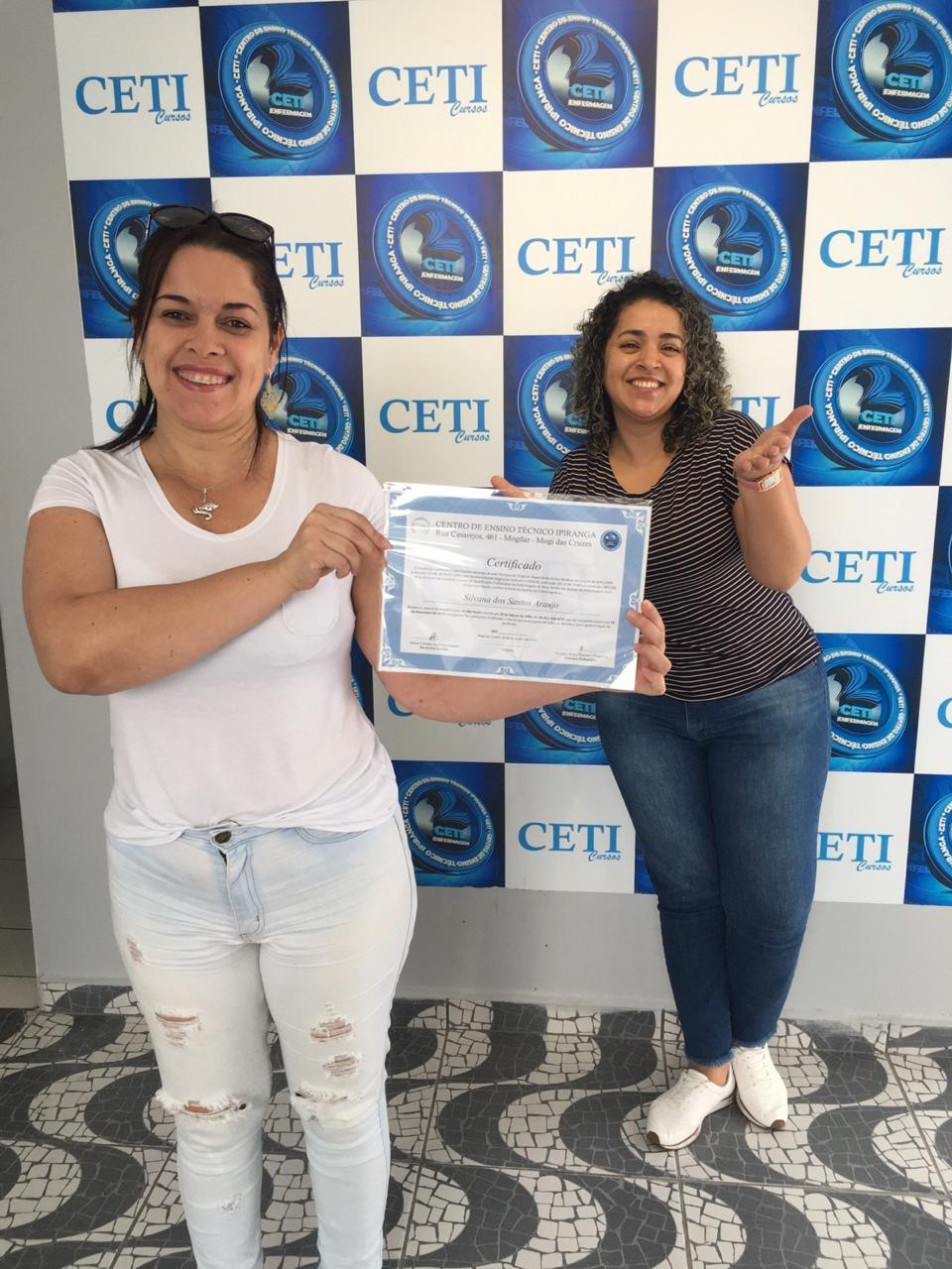 Certificado - SILVANA DOS SANTOS ARAÚJO