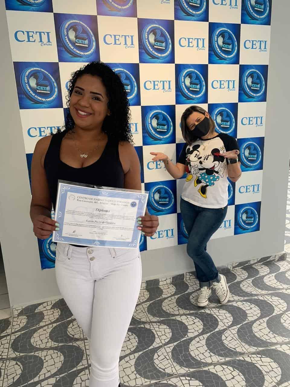 Diploma - KAREN PINTO DE ALMEIDA