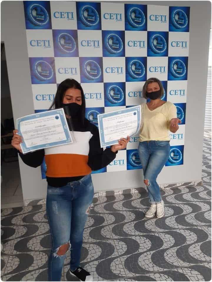 Certificado + Diploma - MARIA CELENA