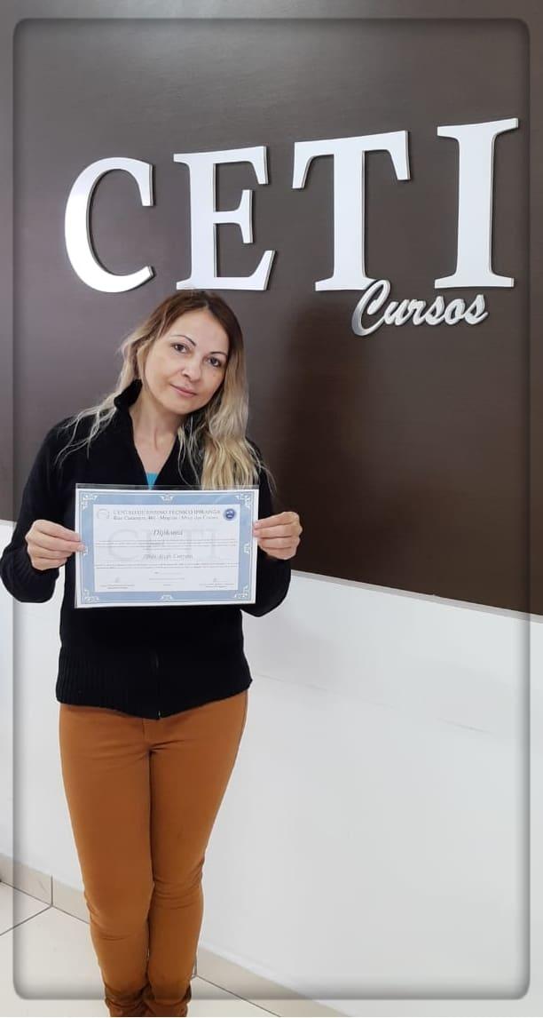 Diploma - ZILDA ALVES CORREIA