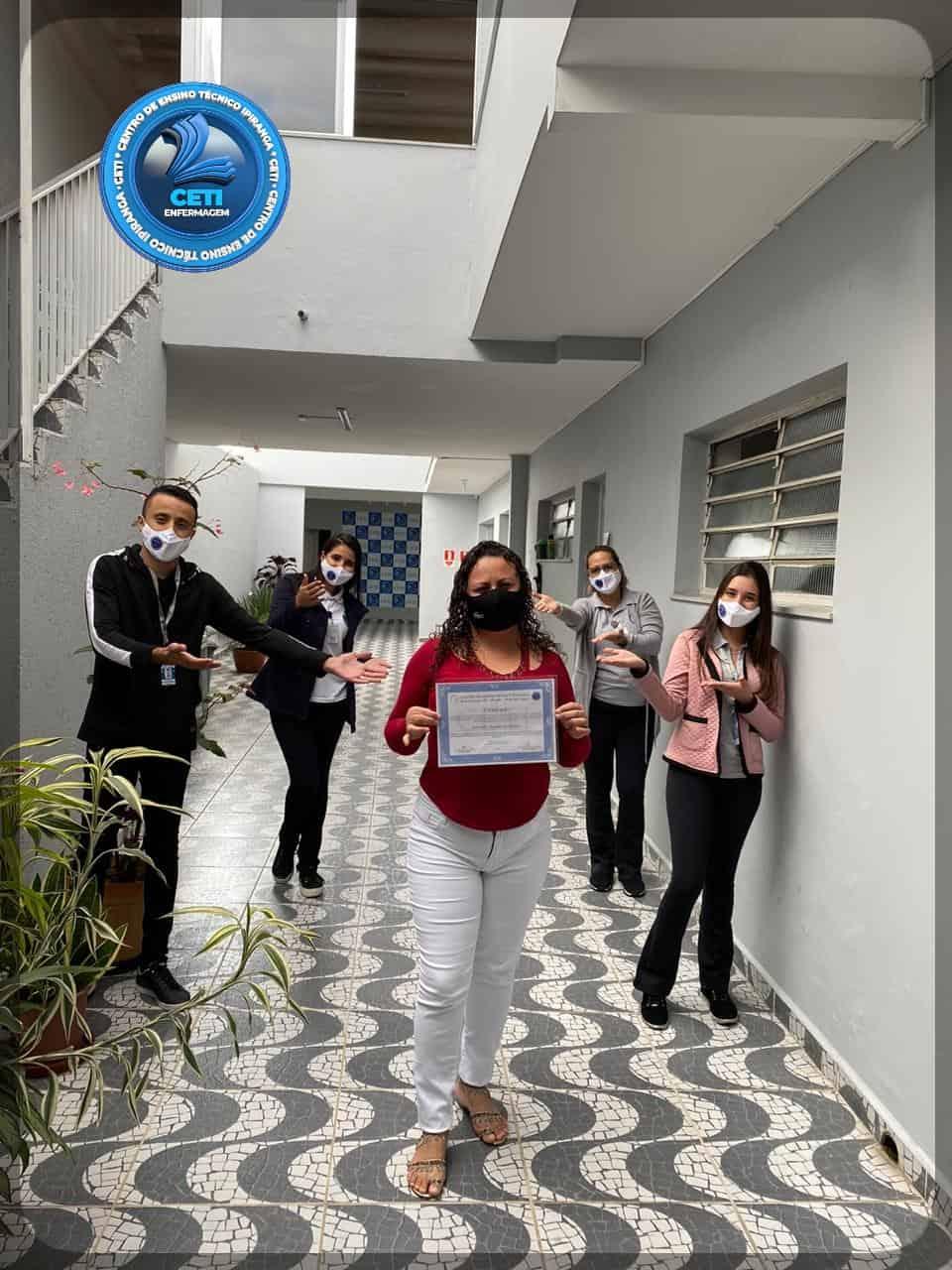 Certificado - GRACIELE ALMEIDA DOS SANTOS