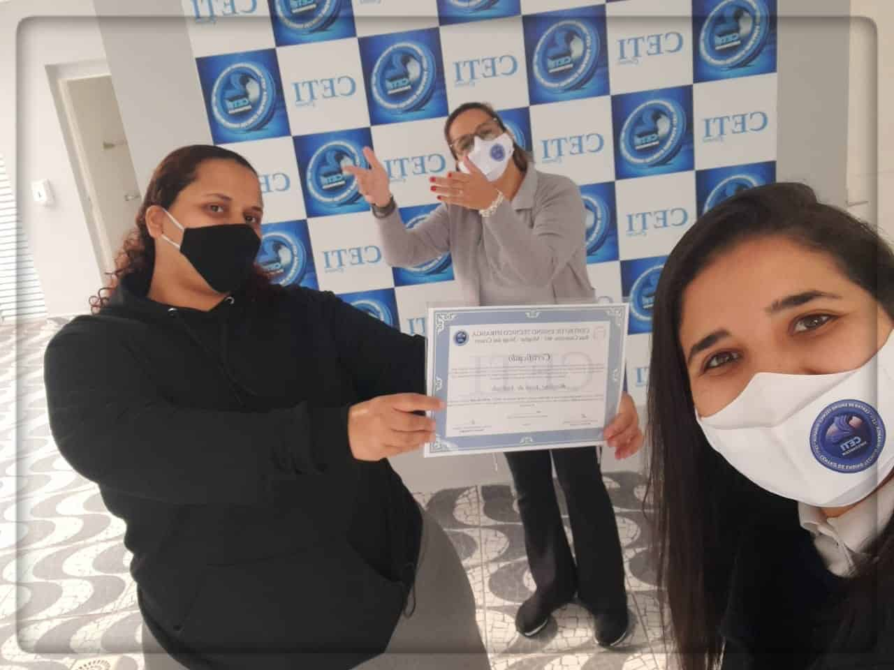 Certificado - ROSILENE ALVES DE ANDRADE