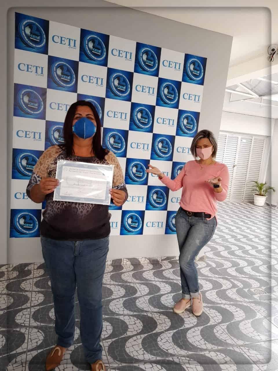Diploma - RITA DE CASSIA DOS SANTOS