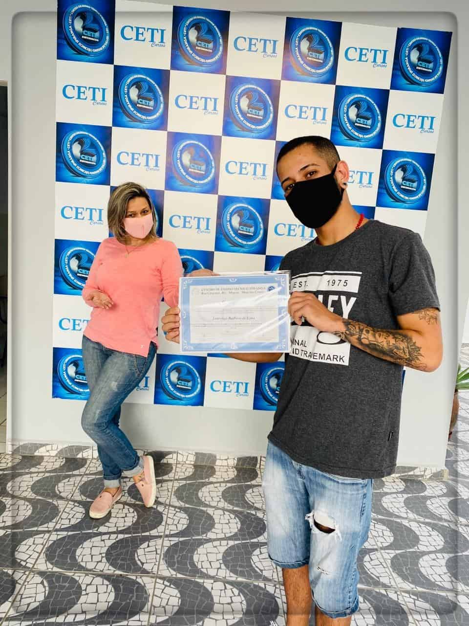 Certificado - LORENÇO BARBOSA DE LIMA