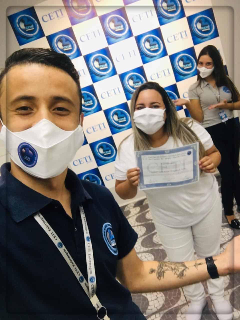 Certificado - LIDIANE LEDA DA PAZ B. DE FARIA