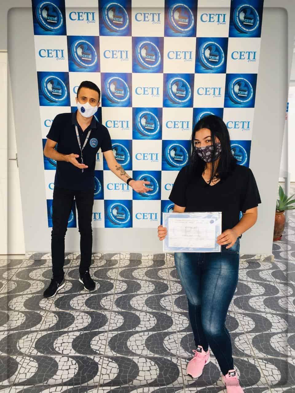 Certificado - KELLY DE SOUSA OLIVEIRA